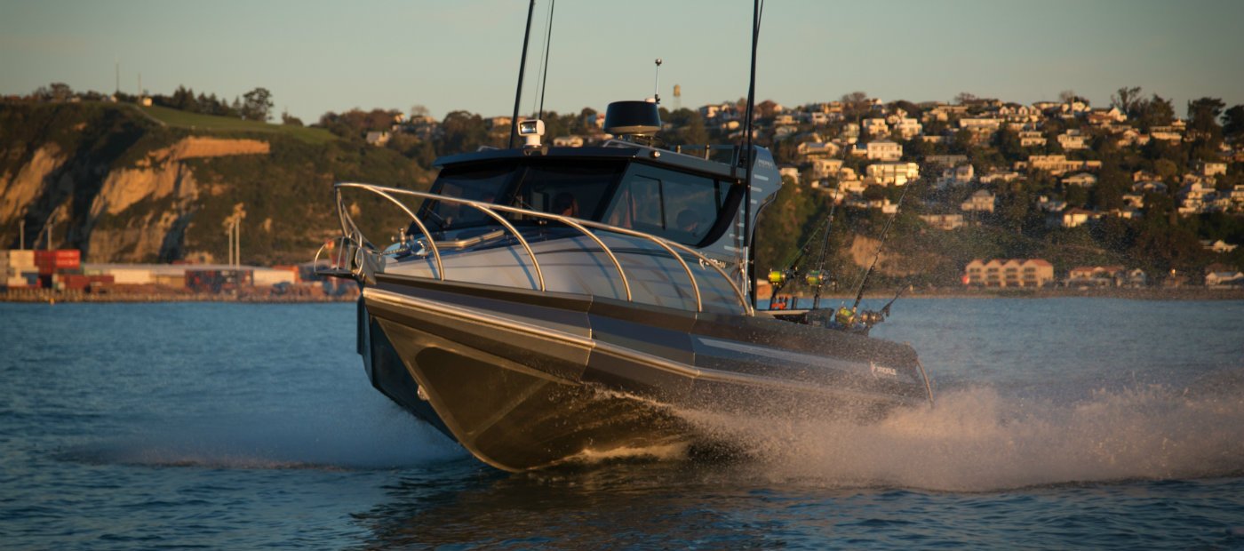 Profile Boats 800HW Limited